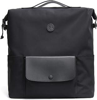 Practico Arte。 hge Brompton 背包(适用于 M&P 栏)黑色,带框架,包,韩国首尔手工制作