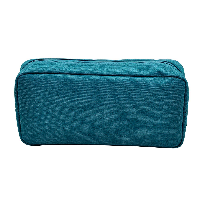 BlueSeaPC周边机器收纳包 收纳小物件 girt小袋 L尺寸 共5种颜色4780-007Blue