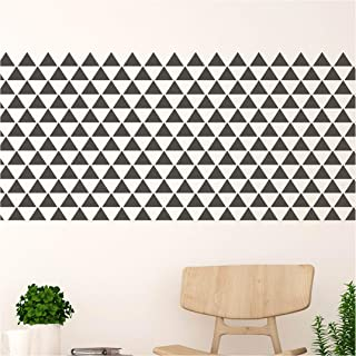 Skagen 三角形家具墙壁模板 用于绘画和绘画。 Furniture Medium