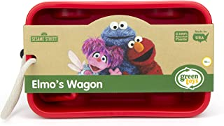 Green Toys Elmo's 四轮车