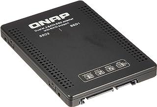 双 M.2 SATA 至 2.5 英寸 SATA 适配器 (QDA-A2MAR) QNAP