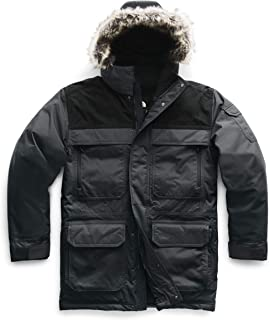 The North Face 北面 男式 McMurdo 派克大衣 III