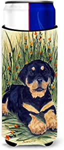 Rottweiler Michelob Ultra Koozies for slim cans SS8107MUK 多色 Slim