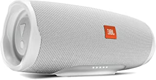 JBL CHARGE4 音乐冲击波四代 便携式蓝牙音箱 低音炮 户外迷你音箱 桌面音响 白色