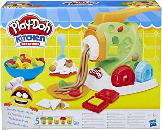 Play - Doh b9013eu40厨房 Creations noodle makin' mania