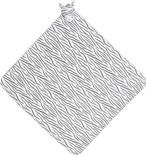 Angel Dear Napping Blanket, Grey Zebra