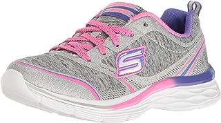 Skechers 女童 Dream N'dash 跑步鞋