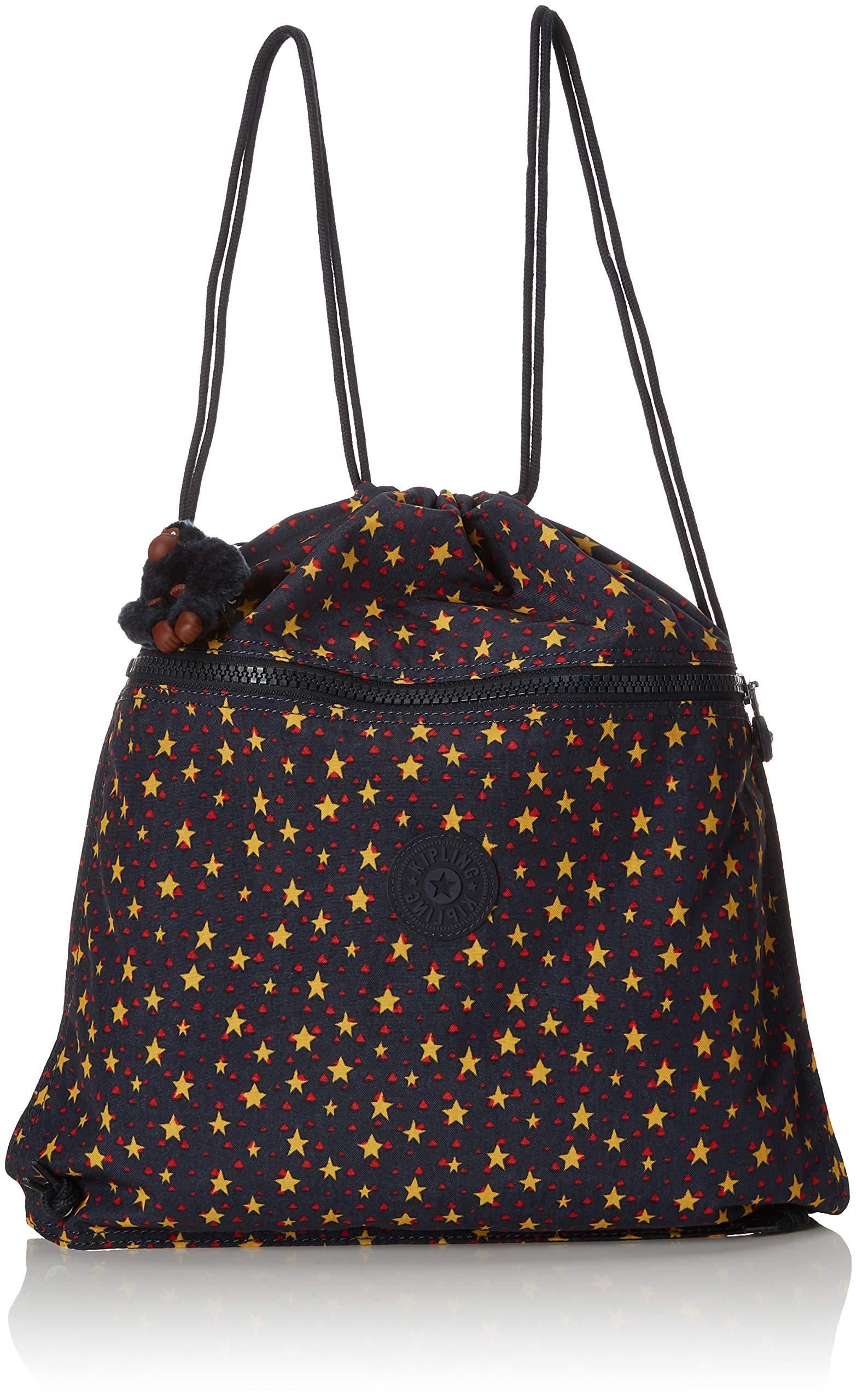 キプリングケイプルトニウム林SUPERTABOO子供のスポーツバッグ45センチ、15リットル、マルチカラー(クールスターの男の子)