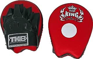 Top King Focus Mitts 拳击泰拳击打拳击武术手套 MMA UFC 武术手套