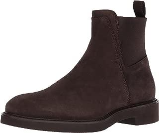 Aquatalia Tristan 男式麂皮及踝靴