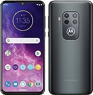 Motorola One Zoom Alexa 自动 黑色PAG20031DE Grau-Metallic