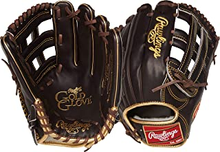 Rawlings 金色手套 12.75 英寸棒球手套:RGG3039-6MO