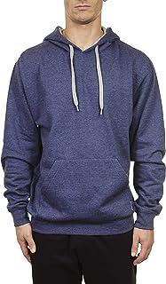 Spalding 男士舒适羊毛套头连帽运动衫健身房衣服衬衫(查看更多颜色尺码)