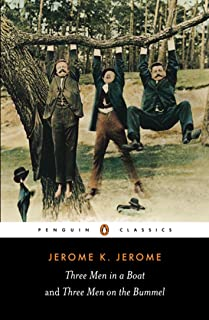 Three Men in a Boat and Three Men on the Bummel (Penguin Classics) (English Edition)