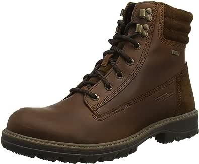 Camel Active Scandinavia GTX 12 男士及踝靴 Brown (Chestnut 12) 6.5 UK