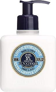 L'Occitane 欧舒丹 5%温和乳木果油润手乳液,10.1 液体盎司(约286.33克)
