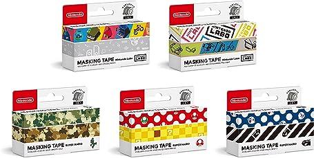 任天堂 美纹纸胶带 5种套装