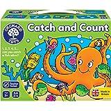 Orchard Toys 奥查德玩具捕捉和数数桌面游戏