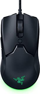 Razer Viper Mini Ultralight Gaming Mouse: Fastest Gaming Switches - 8500 DPI Optical Sensor - Chroma RGB Underglow Lighting - 6 Programmable Buttons - Drag-Free Cord - Classic Black