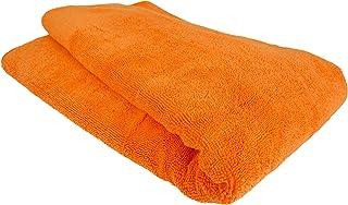 Chemical Guys MIC_881 Fatty Super Dryer 超细纤维毛巾,橙色(63.5 厘米)。 x 86.36 厘米。)