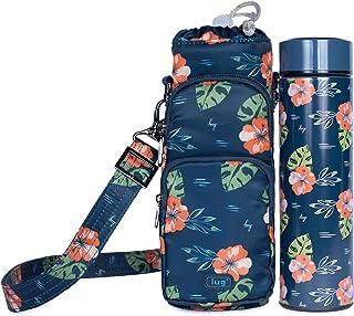 Lug 女士 HUGGIE & CHUGGIE 斜挎包和水瓶套装