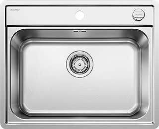 Blanco 鉑浪高 Lemis 廚房水槽 不銹鋼刷頭 60 cm Unterschrank 525109