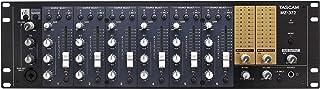 Tascam MZ-372 7 通道机架式区域音频混音器,带语音优先级
