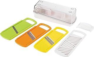 和平FREIZ 刨丝器套装 Colorful Smile CM-8902