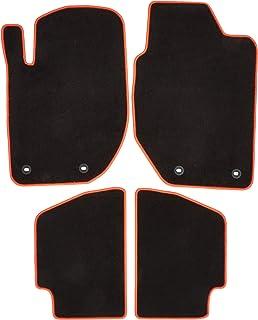 Hörsteler 1 08/8263 00 20 16 天空汽车垫线,5 件,黑色/灰色