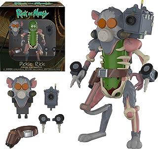 Funko 29783 动作人偶:Rick & Morty 系列,多色