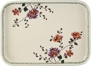 Villeroy & Boch Artesano Provencal 薰衣草烘焙/公用餐盘矩形盖,瓷色,32 x 22 厘米 Multi-colour 36 x 26 x 2.5 cm 1041653015