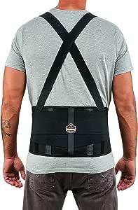 Ergodyne ProFlex 标准背支撑带,黑色 中 1100SF