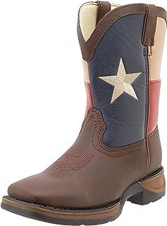 Durango BT246 Lil' 8 Inch Texas Flag - K  套头