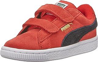 PUMA Suede 2 straps Sneaker (Infant/Toddler/Little Kid)