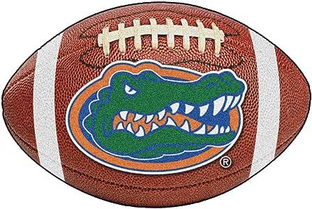 fanmats florida gators football-shaped 垫, 棕色