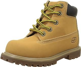 Skechers Mecca 男童及踝靴