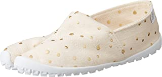 [马尔戈] 平底鞋 跳舞 tabiRela 足袋 拇趾外翻 うろこ雲 25.0 cm
