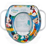 Mickey Mouse 带手柄的软马桶座
