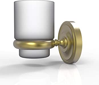 Allied Brass Prestige Regal 壁挂式杯架 绸缎黄铜 013895303279