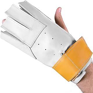 Crown Sporting Goods 锤子投掷手套,左手适合右手投掷者 – 田径和野外装备练习、训练、比赛