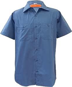 工业短袖工作衬衫 MS24 大 MS24