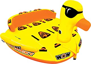 WoW Watersports Mega Ducky 19-1060,1 至 5 人牵引,前后牵引点