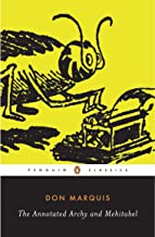 The Annotated Archy and Mehitabel (Penguin Classics) (English Edition)