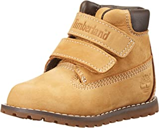 Timberland Pokey Pine H L, 男女皆宜的儿童短靴 Beige (Wheat) 25 EU