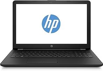 HP 惠普15-bw049ng 2CN88EA 39,6 cm (15,6英寸) 笔记本电脑 (AMD双核E2-9000e, 4 GB RAM, 500 GB硬盘, AMD Radeon R2显卡, FreeDOS 2.0) 黑色