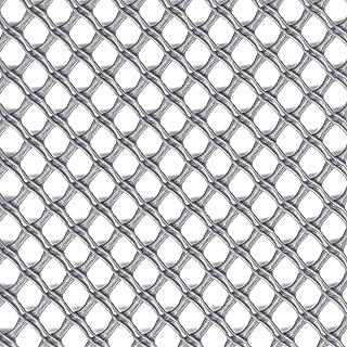 Tenax 空气装饰网 适用于阳台和篱笆 1.00x5 m 银色