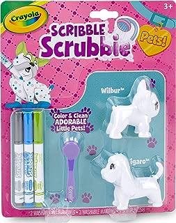 Crayola 涂鴉顏料,彩色可洗寵物玩具,適*為兒童,禮物,適合 3 歲、4 歲、5 歲、6 歲 36 months to 180 months 狗