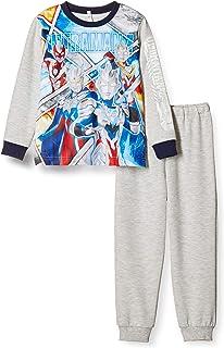 Bandai 睡衣套装 奥特曼 Cronikuzue ZERO&GEED后节目 变身! 发光睡衣 531 2528196 男孩