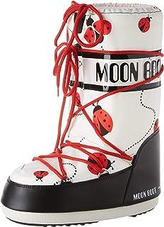 Moon-boot 中性款儿童 Jr Girl Ladybug 雪地靴