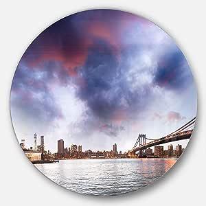 Designart 23X23 - Disc of 23 inch MT10086-C23